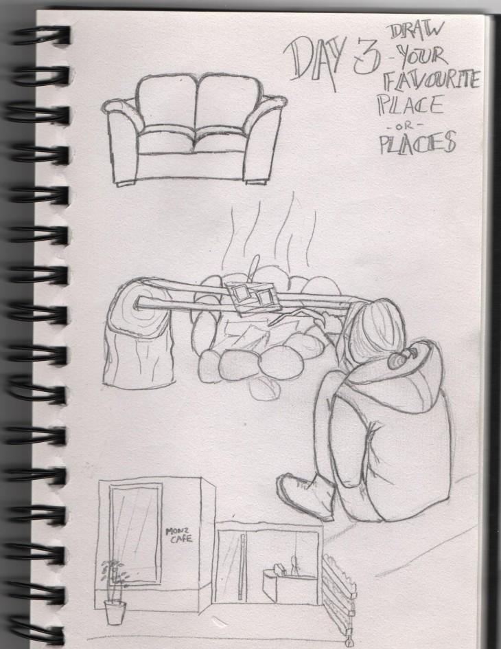 Sketchtember Day 3