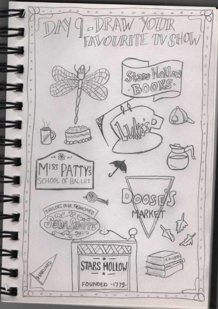Sketchtember Day 9